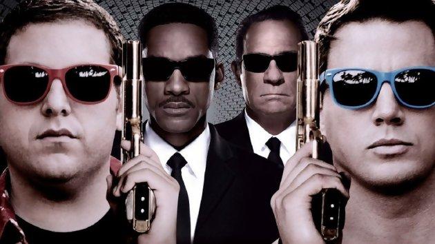 Men in Black 4