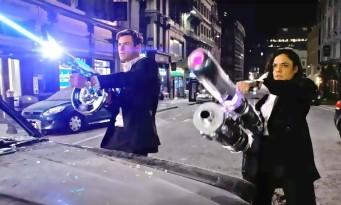 MEN IN BLACK 4 International : des aliens à Paris et à Londres (bande-annonce)
