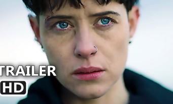 Millenium 2018  : bande-annonce choc pour la nouvelle Lisbeth Salander
