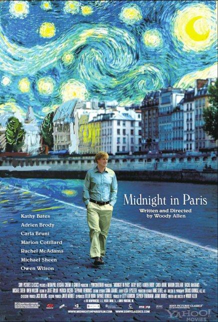 Minuit à paris (Woody Allen)