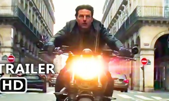 MISSION IMPOSSIBLE 6 : Tom Cruise et Henry Cavill s'énervent ! (teaser)