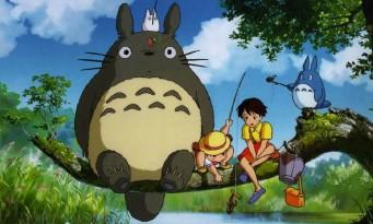 Mon voisin Totoro en Blu Ray