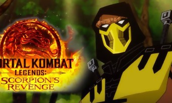 Mortal Kombat Legends : le film Rated-R avec Scorpion vient de sortir !