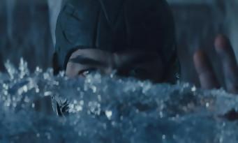 Mortal  Kombat 2021 : les premières images du reboot ultra violent et sanglant
