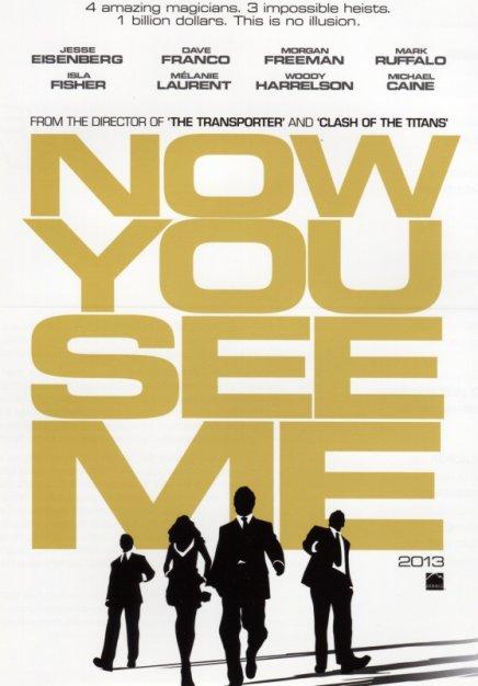 Now You See Me : Photos
