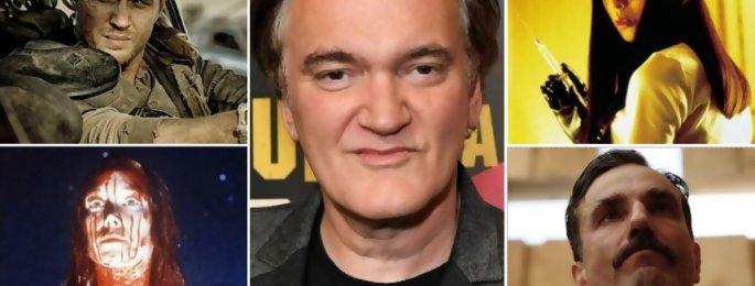 Quentin Tarantino dévoile ses 30 films préférés et vous allez être surpris !