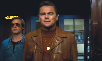 Nouvelle bande-annonce pour ONCE UPON A TIME IN HOLLYWOOD de Tarantino