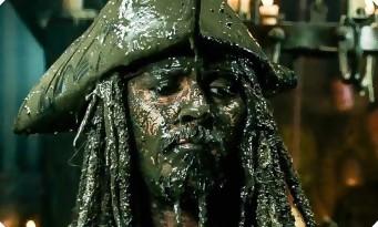 Pirates des Caraïbes 5 - JACK SPARROW est dans la nouvelle bande annonce !