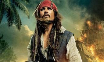 Pirates des Caraïbes 5 : le film (2017)