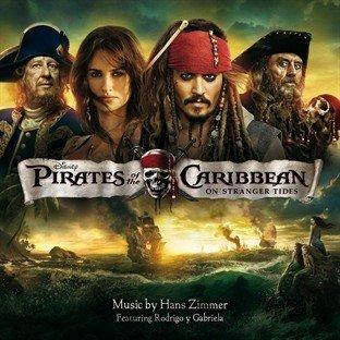 Ecouter et télécharger : la bande originale de Pirates des Caraibes 4
