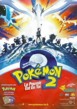 Pokemon 2 : le pouvoir est en toi