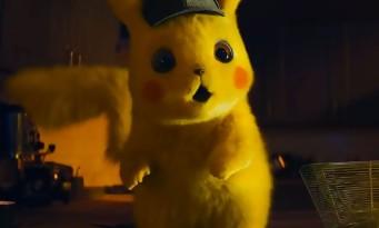 DÉTECTIVE PIKACHU : grosses bastons et Pokemon tout mignons (bande-annonce)