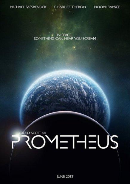 Prometheus : Bande Annonce (Ridley Scott)