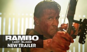Rambo Last Blood : Sylvester Stallone fait saigner le cartel (bande-annonce)