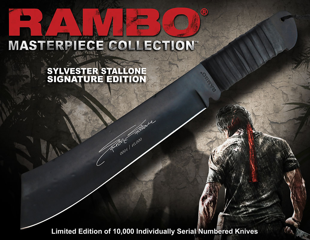 Rambo 5 : Sylvester Stallone partage des photos des nouveaux