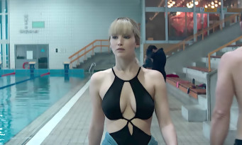 RED SPARROW : Jennifer Lawrence sur les traces de Black Widow (bande-annonce)
