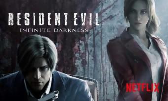 Resident Evil : le teaser de la série Netflix Infinite Darkness prévue pour 2021