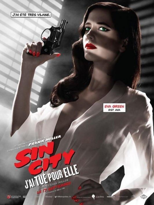 Sin City : j ai tué pour elle