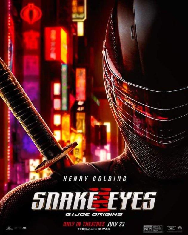 Snake Eyes : G.I Joe