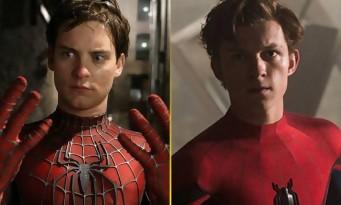 Spider-Man : Tom Holland répond à une attaque twitter en rapport avec Tobey Maguire