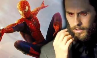 Morbius : Jared Leto apporte de l'horreur dans l'univers Spider-Man (bande-annonce)