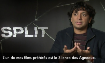 Split - interview M.Night Shyamalan