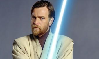 Star Wars : une série Obi-Wan Kenobi avec Ewan McGregor sur Disney+