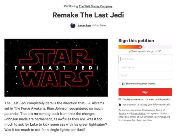 Star Wars : Episode VIII : les derniers Jedi