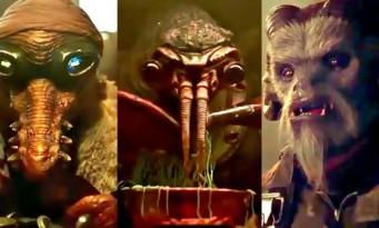 SOLO : A STAR WARS STORY présente ses nouveaux aliens (teaser)