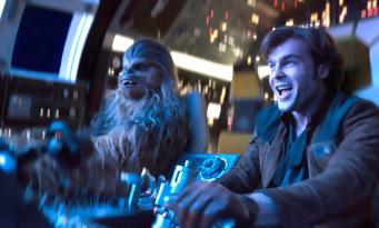 SOLO A STAR WARS STORY : nouvelle bande-annonce pour le jeune Han Solo !
