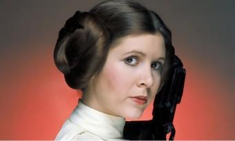 Rogue One : découvrez l'actrice qui a joué Leia dans le spin-off de Star Wars