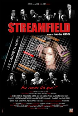 Streamfield les carnets noirs