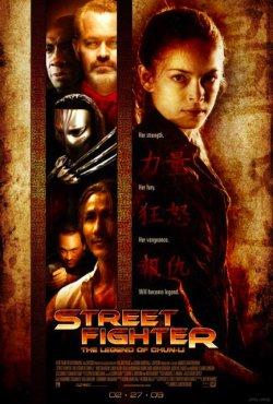 Street Fighter : The Legend of Chun-Li