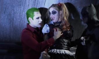 Suicide Squad : la parodie porno avec Batman existe (Suicide Squad XXX)