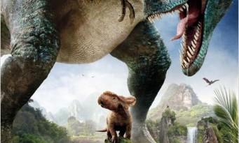 Sur la Terre des Dinosaures