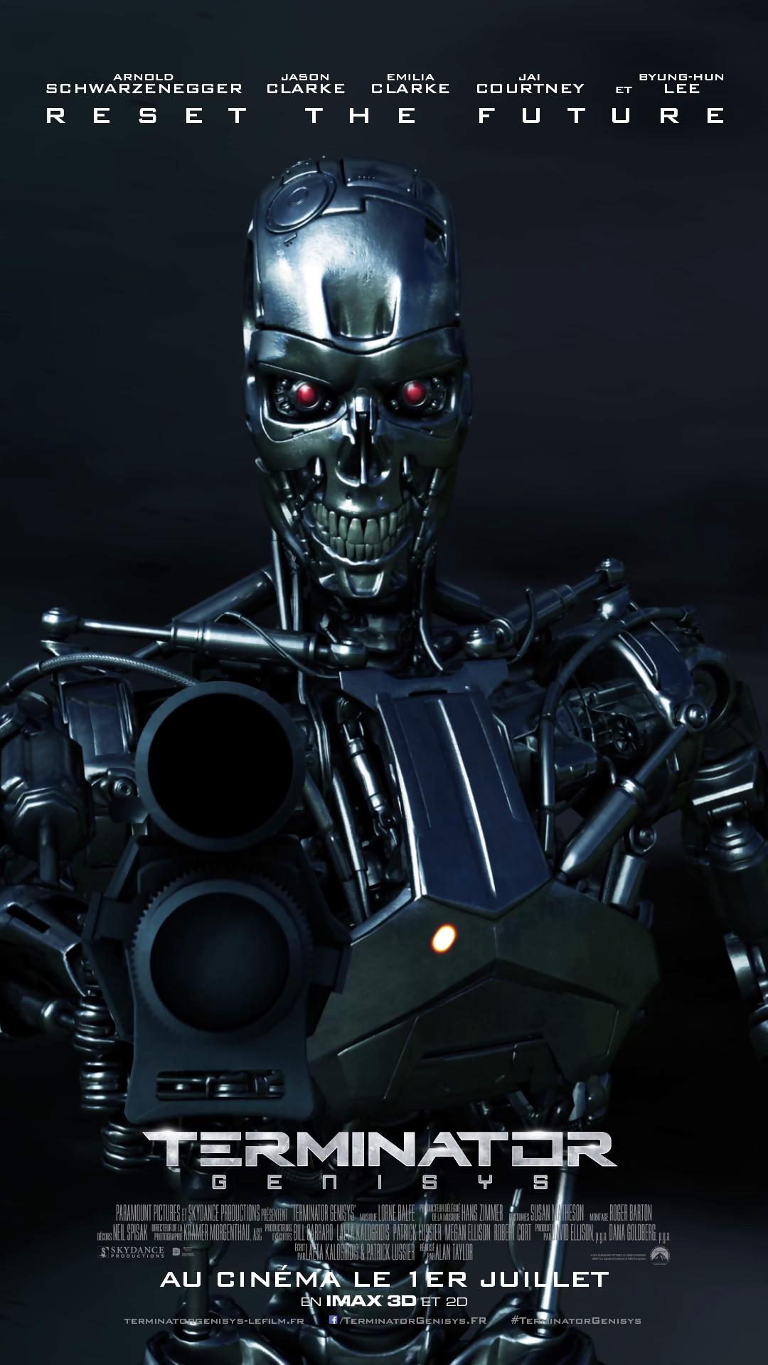Affiche et Photos Terminator : Genisys (2015)