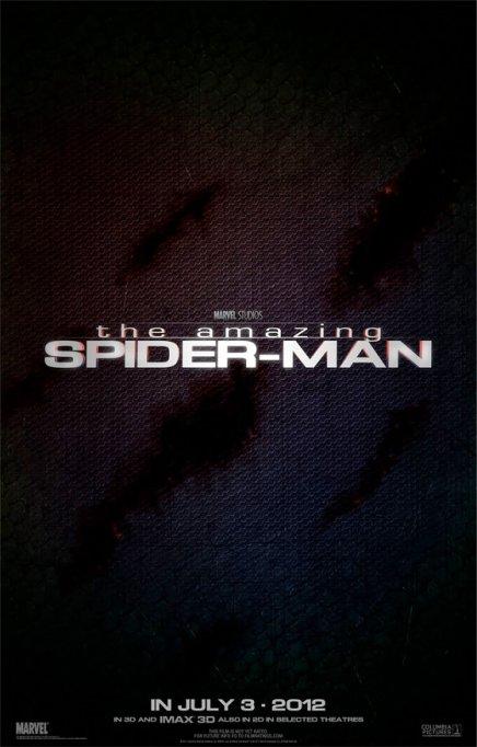 Amazing Spiderman-Man : Affiche et photos