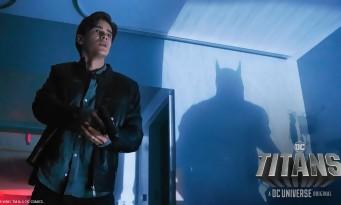BATMAN affronte ROBIN dans le final de la saison 1 de TITANS (trailer)