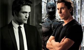 """Batman :  """"Les haters crachaient sur Heath Ledger. Que Pattinson les ignore"""" Christian Bale"""