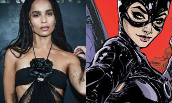 Batman : Zoë Kravitz sera Catwoman après avoir été recalée par Christopher Nolan