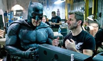 Une série BATMAN sur HBO Max avec Ben Affleck comme suite de la Justice League ?