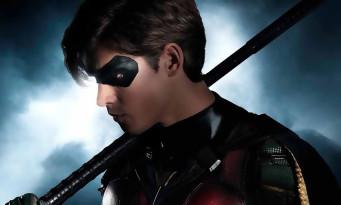 TITANS : la série DC Comics consacrée à Robin arrive sur Netflix (bande-annonce)