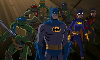 Batman vs. Teenage Mutant Ninja Turtles : la bande-annonce folle avec le Joker