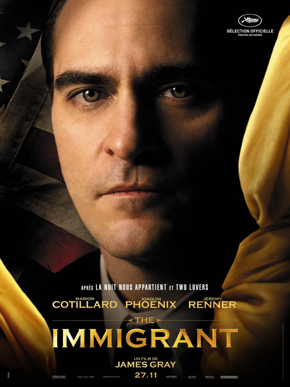 Film The Immigrant