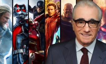 Martin Scorsese appelle les cinémas à stopper l'invasion Marvel