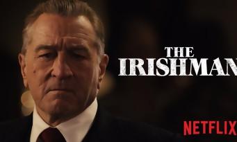 The Irishman : la bande-annonce finale pour le film Netflix de Martin Scorsese