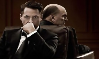 The Judge : Bande annonce [Robert Downey Jr, 2014]