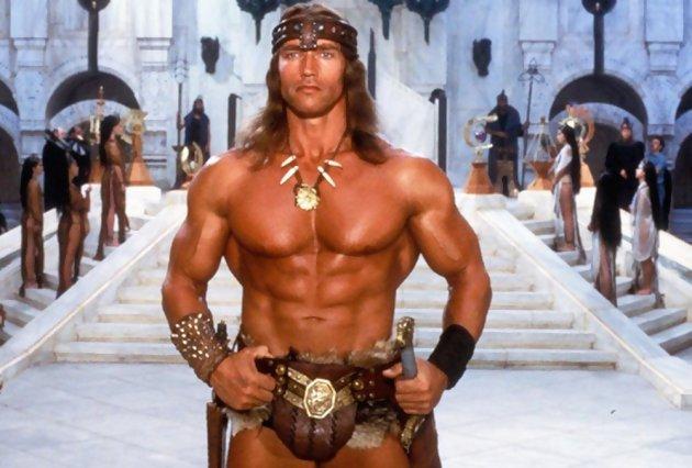 The Legend of Conan