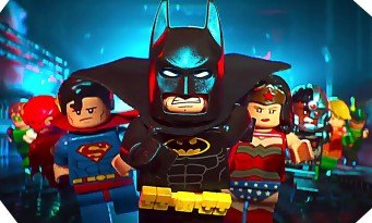 THE LEGO BATMAN MOVIE Trailer (2016)