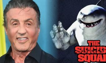 Pour James Gunn, seul Sylvester Stallone pouvait être King Shark dans The Suicide Squad